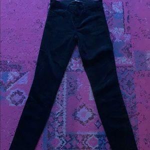 J Brand Velvet skinny jean